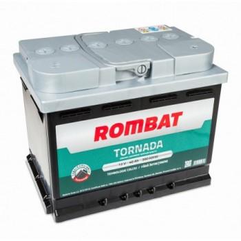 Acumulator auto Rombat Tornada 12V 40Ah
