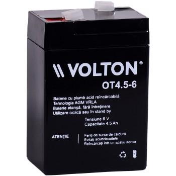 Acumulator stationar VoltOn 6V 4.5Ah (OT4.5-6)