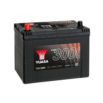 Baterie auto Yuasa 12V 80Ah (YBX3031)