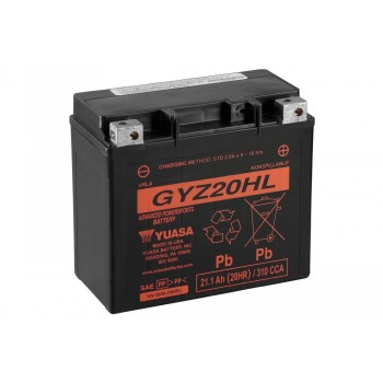 Baterie moto Yuasa FA 12V 20Ah (GYZ20HL)