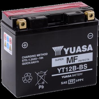 Baterie moto Yuasa AGM 12V 10Ah (YT12B-BS)