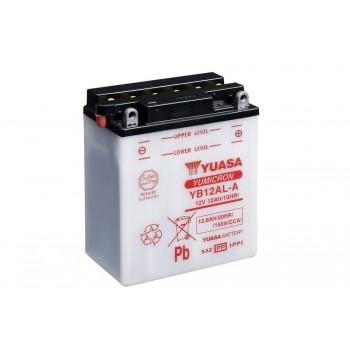 Baterie moto Yuasa YuMicron 12V 12Ah (YB12AL-A)