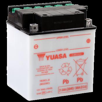 Baterie moto Yuasa YuMicron 12V 30Ah (YB30CL-B)