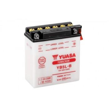 Baterie moto Yuasa YuMicron 12V 5Ah (YB5L-B)