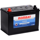 Acumulator auto Rombat Terra 12V 110Ah (disponibil si cu borne inverse)