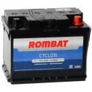 Acumulator auto Rombat Cyclon 12V 62Ah
