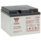 Acumulator industrial Yuasa 12V 24Ah (NP24 - 12l)