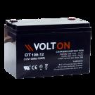 Acumulator stationar Volton 12V 100Ah (OT100-12L)
