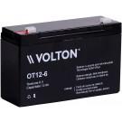 Acumulator stationar Volton 6V 12Ah (OT12-6)