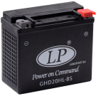 Baterie moto Landport FA 12V 19Ah (GHD20HL-BS)