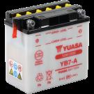 Baterie moto Yuasa YuMicron 12V 8Ah (YB7-A)