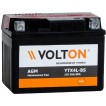 Baterie moto Volton AGM 12V 4Ah (YTX4L-BS)