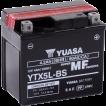 Baterie moto Yuasa AGM  12V 4Ah (YTX5L-BS)