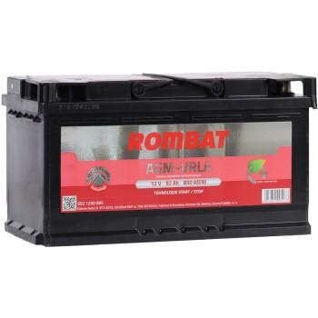 Acumulator auto Rombat AGM 12V 92Ah