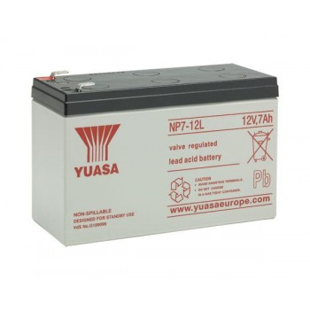 Acumulator industrial Yuasa 12V 7Ah (NP7-12L)