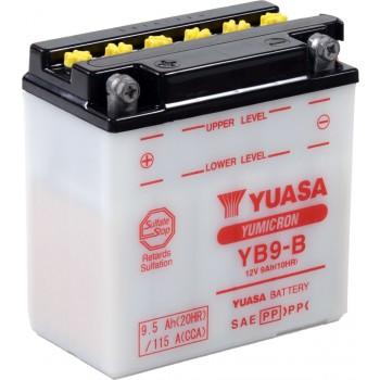 Baterie moto Yuasa YuMicron 12V 9Ah (YB9-B)