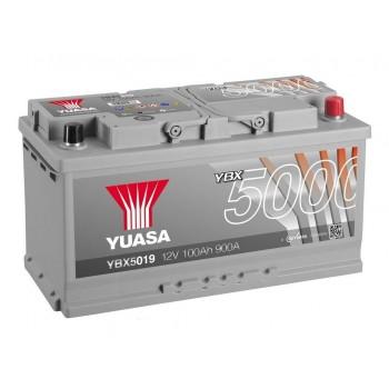 Baterie auto Yuasa 12V 100Ah (YBX5019)