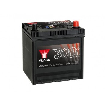 Baterie auto Yuasa 12V 50Ah (YBX3108)