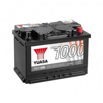 Baterie auto Yuasa 12V 70Ah (YBX1096)