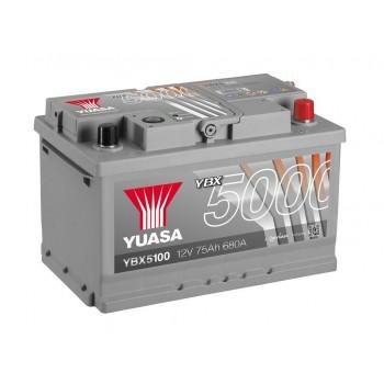 Baterie auto Yuasa 12V 75Ah (YBX5100)