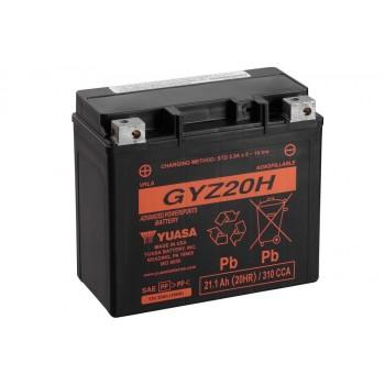 Baterie moto Yuasa FA 12V 20Ah (GYZ20H)