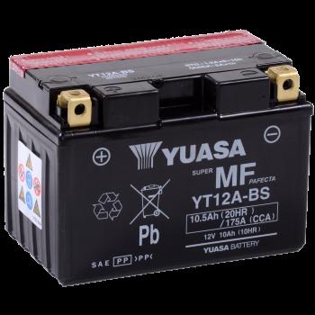 Baterie moto Yuasa AGM 12V 10Ah (YT12A-BS)