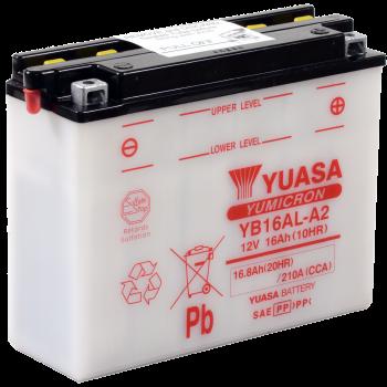 Baterie moto Yuasa YuMicron 12V 16Ah (YB16AL-A2)