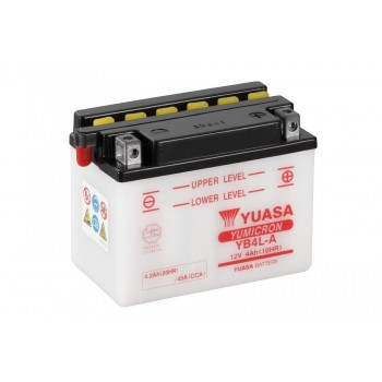 Baterie moto Yuasa YuMicron 12V 4Ah (YB4L-A)