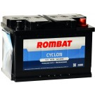Acumulator auto Rombat Cyclon 12V 66Ah