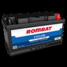 Acumulator auto Rombat Cyclon 12V 110Ah