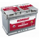 Acumulator auto Rombat EFB 12V 75Ah