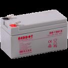 Acumulator stationar Reddot 12V 1.2Ah (DD12012)