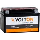 Baterie moto Volton AGM 12V 6Ah (YTX7A-BS)