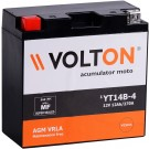Baterie moto Volton FA 12V 12Ah (YT14B-4/YT14B-BS)