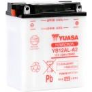 Baterie moto Yuasa YuMicron 12V 12Ah (YB12AL-A2)