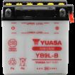 Baterie moto Yuasa YuMicron 12V 9Ah (YB9L-B)