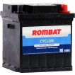 Acumulator auto Rombat Cyclon 12V 40Ah